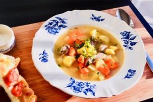 The Hirshon Icelandic Meat Soup – Kjötsúpa