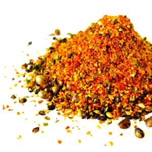 The Hirshon Japanese 7-Flavor Chili Powder – 七味唐辛子