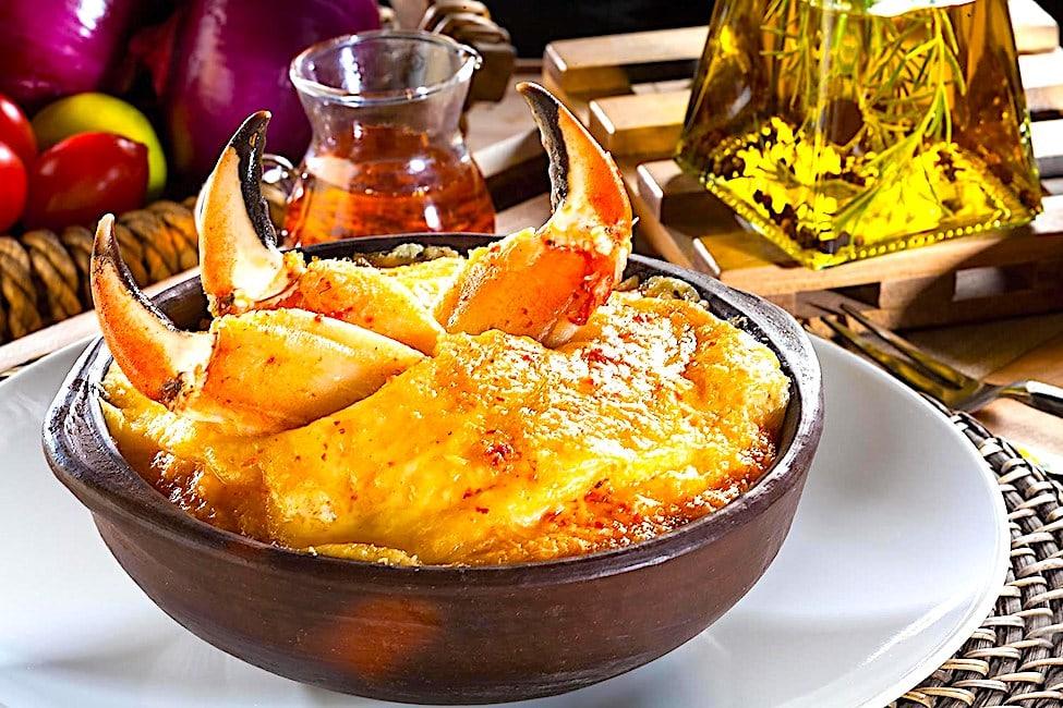 The Hirshon Chilean Crab Casserole - Pastel de Jaibas