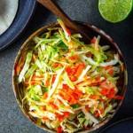 The Hirshon El Salvadoran Fermented Cabbage Slaw - Curtido