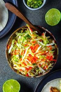 The Hirshon El Salvadoran Fermented Cabbage Slaw – Curtido