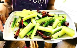 The Hirshon Sichuan Ma La Cucumbers – 拍黄瓜