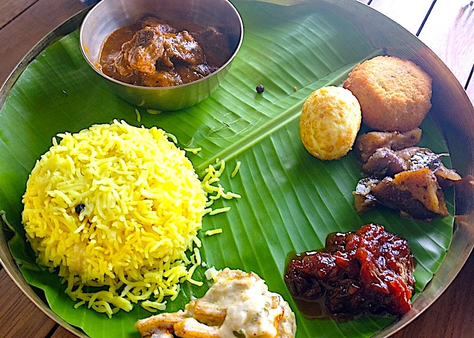 Sri Lankan Curry Feast – Lamprais