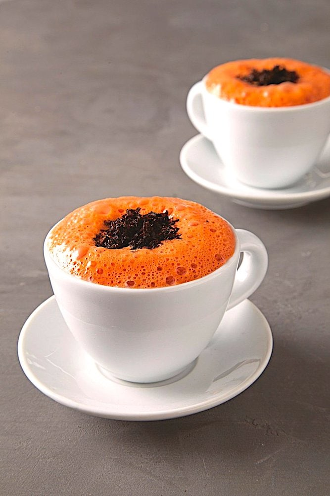 Eric Ripert's Lobster Cappuccino