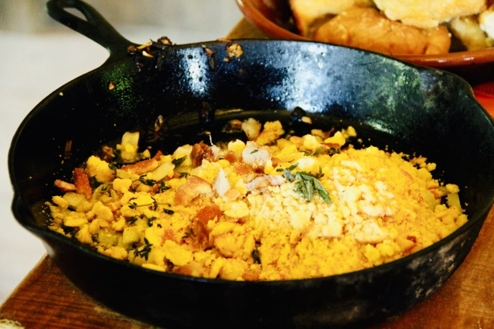 The Hirshon African-American Cornbread Kush