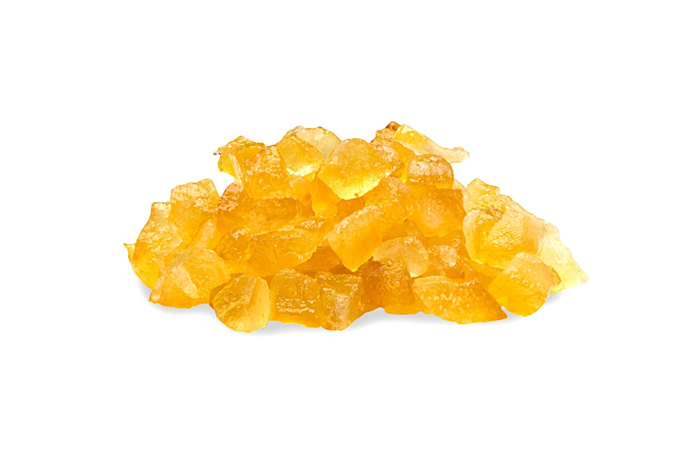 The Hirshon Italian Jewish Candied Citron Peel - Succcade