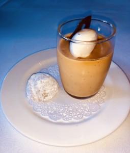 The Hirshon Butterscotch Pudding