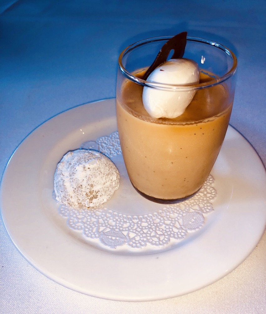 The Hirshon Butterscotch Pudding