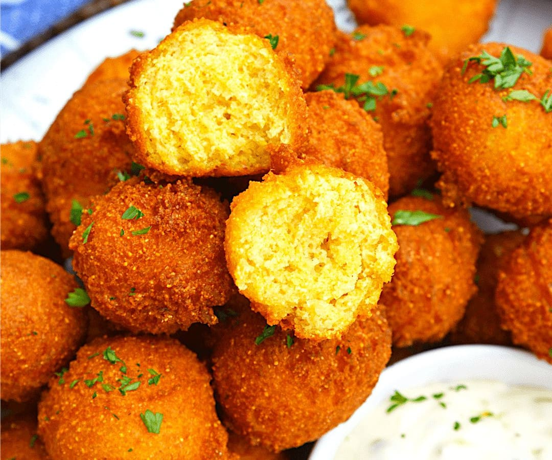 World Champion Southern Hushpuppies The Food Dictator