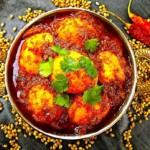 The Hirshon Chettinad Egg Curry - முட்டை குழம்பு