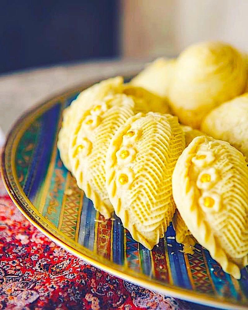 The Hirshon Azerbaijani Shekerbura - Şəkərbura