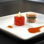 The Hirshon Ethiopian Beef Tartare - ክትፎ