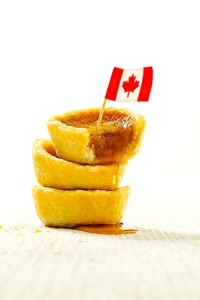 The Hirshon Canadian Maple Butter Tarts
