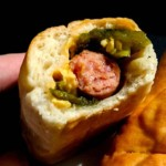 The Hirshon South-Central Texas Sausage, Cheese and Jalapeño Rolls - The Hirshon South-Central Texas Sausage, Cheese and Jalapeño Rolls - Klobasniky
