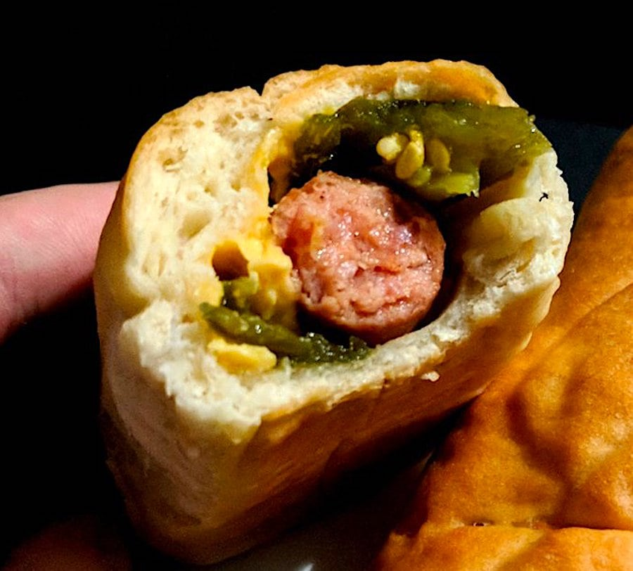 The Hirshon South-Central Texas Sausage, Cheese and Jalapeño Rolls – Klobasniky