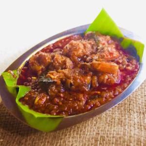 The Hirshon Goan Spicy Prawns – Balchão