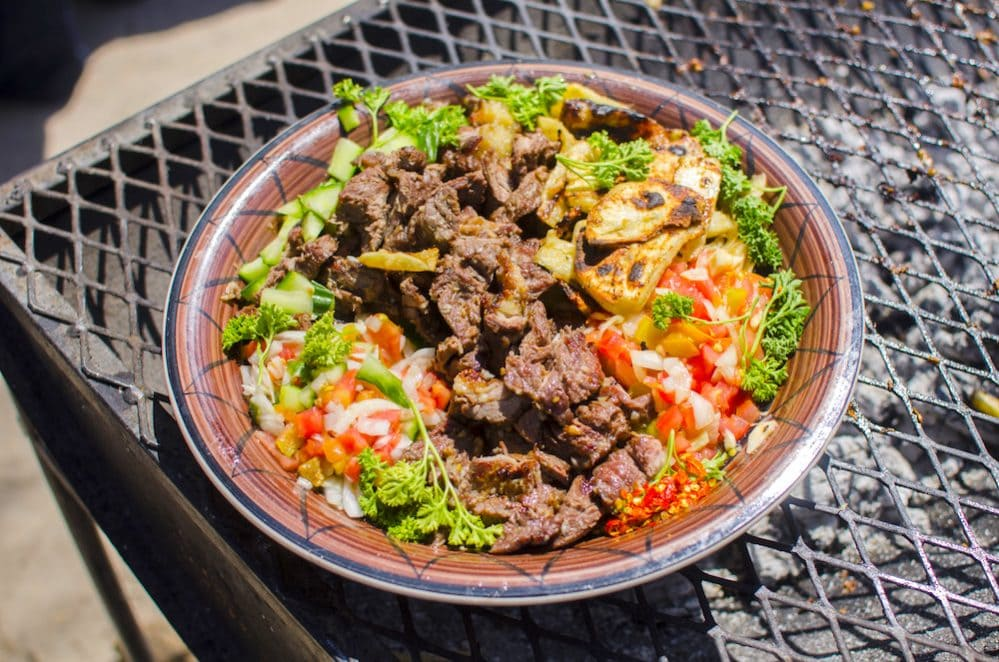 The Hirshon Namibian Spicy Beef BBQ – Kapana