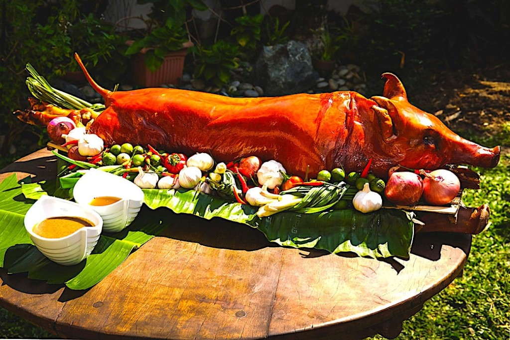 The Hirshon Filipino Roast Pig - Cebu Lechon