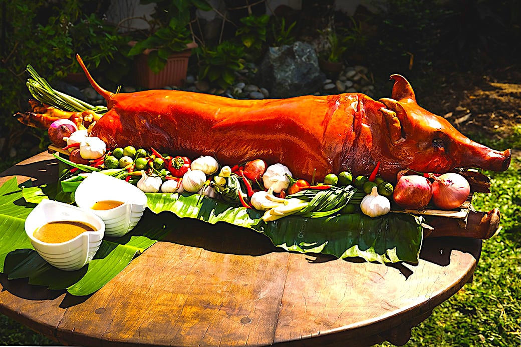 The Hirshon Filipino Roast Pig – Cebu Lechón