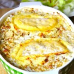 The Hirshon French Buckwheat Pasta, Ham and Cheese Bake - Croziflette