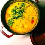 The Hirshon Odisha Curried Vegetable Melange - ଡାଲମା