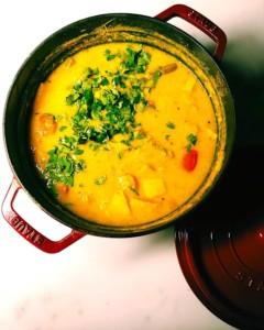 The Hirshon Odisha Curried Vegetable Melange – ଡାଲମା