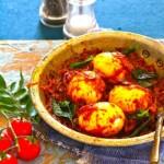 The Hirshon Kerala Egg Curry - നാടൻ മുട്ട റോസ്റ്റ്