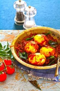 The Hirshon Kerala Egg Curry – നാടൻ മുട്ട റോസ്റ്റ്