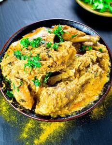 The Hirshon Awadhi Smoked Malai Chicken Curry – धुआं मुर्ग मलाईवाला