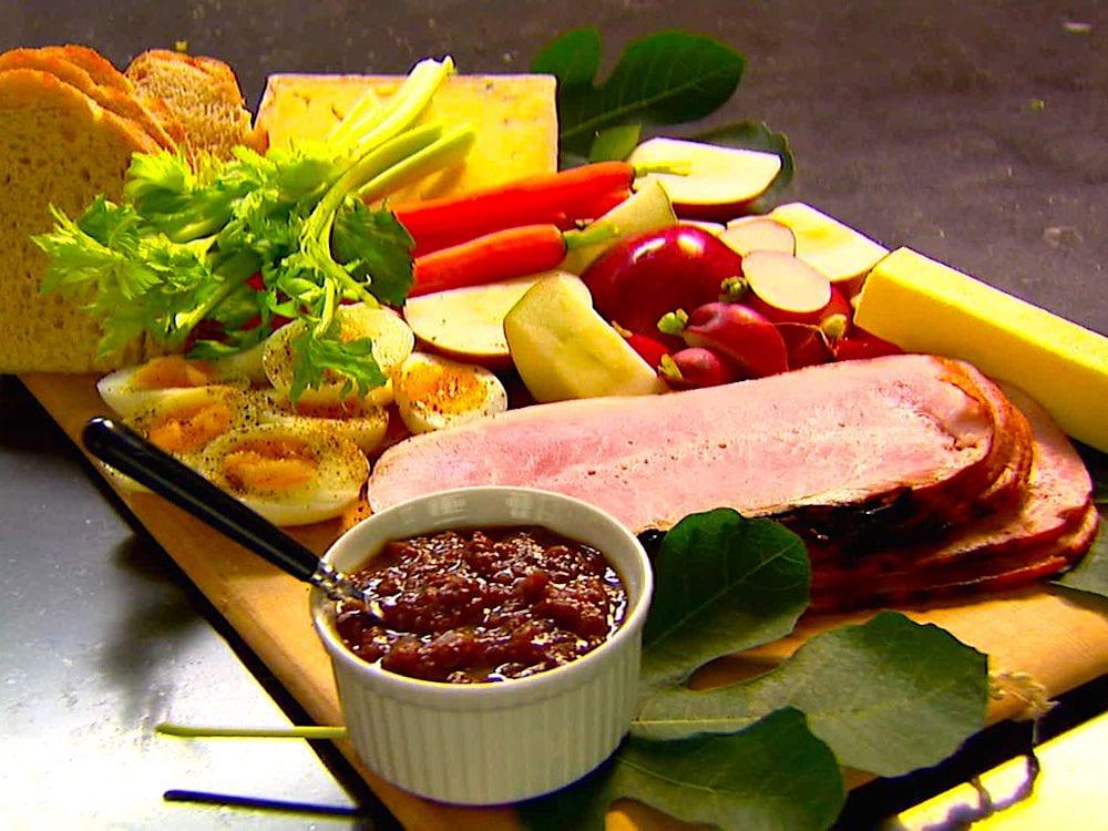 The Hirshon English Ploughman's Lunch