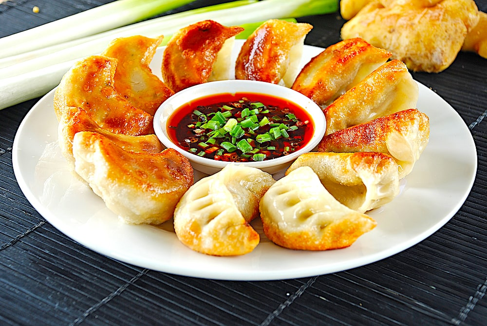 The Hirshon Chinese Potstickers – 锅贴
