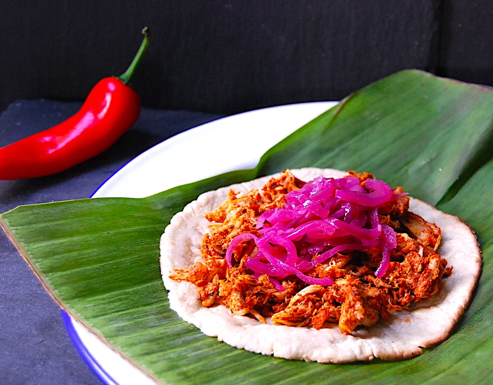 The Hirshon Yucatecan Roast Pig - Cochinita Pibil
