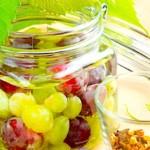 The Hirshon Georgian Spiced Pickled Grapes With Herbs - დამარინადებული ყურძენი