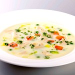 The Hirshon Dutch Queen's Cream of Chicken Soup - Koninginnesoep