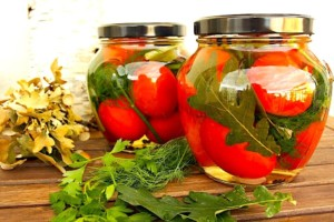 The Hirshon Russian Pickled Tomatoes – Маринованные помидоры