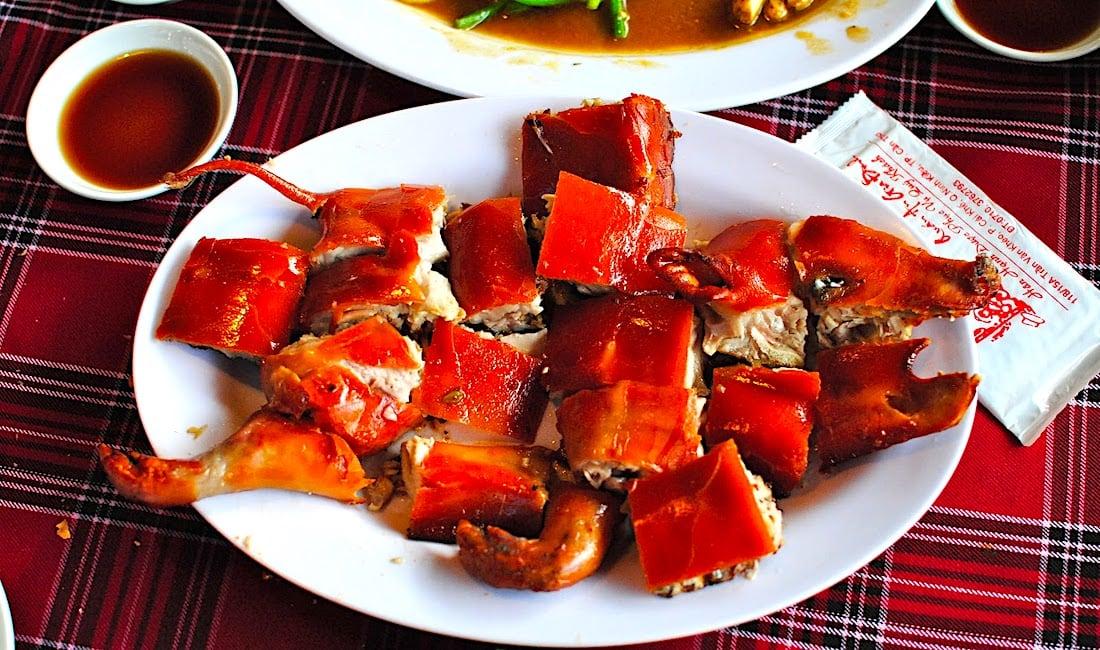 The Hirshon Portuguese Roast Suckling Pig – Leitão À Bairrada