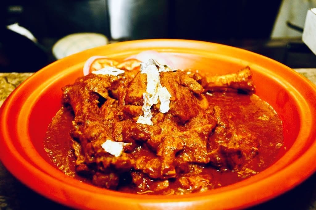 The Hirshon Indian Lucknowi Lamb Raan - सिकंदरी राँ