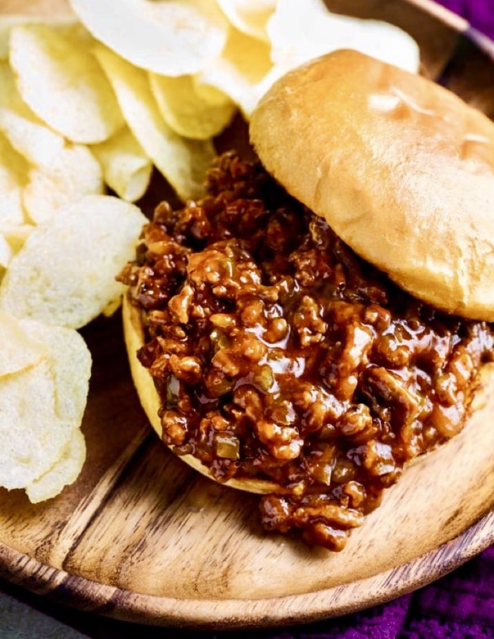 The Hirshon Sloppy Joes