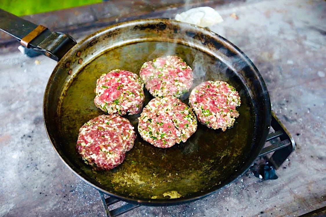 "The Hirshon Ancient Roman ""Burgers"""