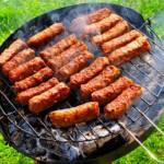 "The Hirshon Romanian Jewish Garlic Beef ""Sausages"" - Karnatzlach"