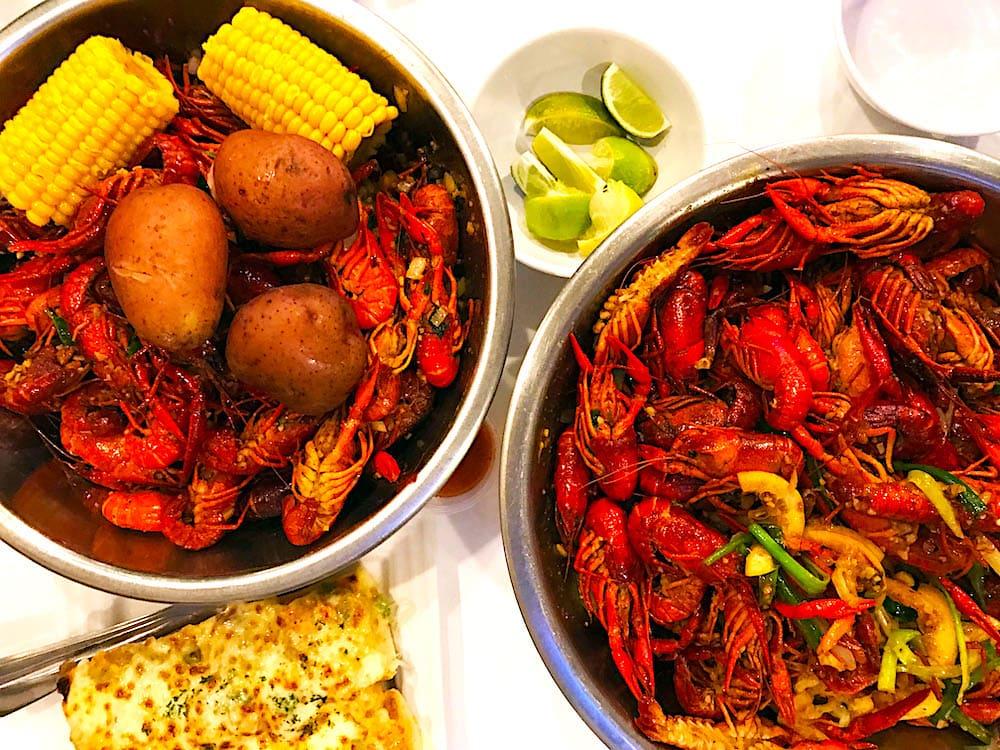The Hirshon Houston Vietnam-Cajun Crawdad Boil