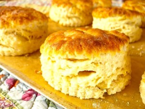 Scott Peacock's Ultimate Buttermilk Biscuits