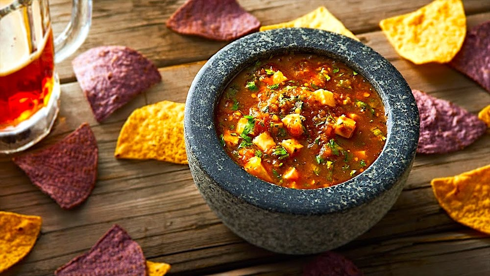 The Hirshon Northern Mexican Drunken Salsa with 3 Alcohols – Salsa Borracha Norteña