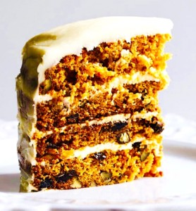 The Hirshon Ultimate Carrot Cake