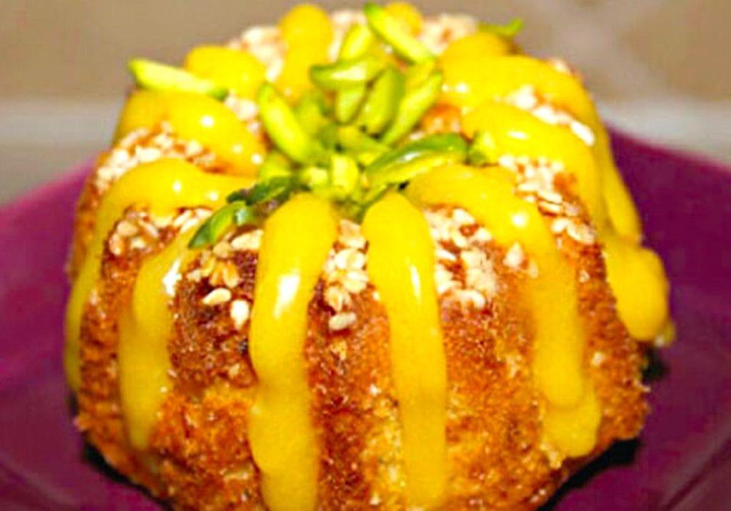 The Hirshon Kuwaiti Perfume Cake - قرص عقيلي