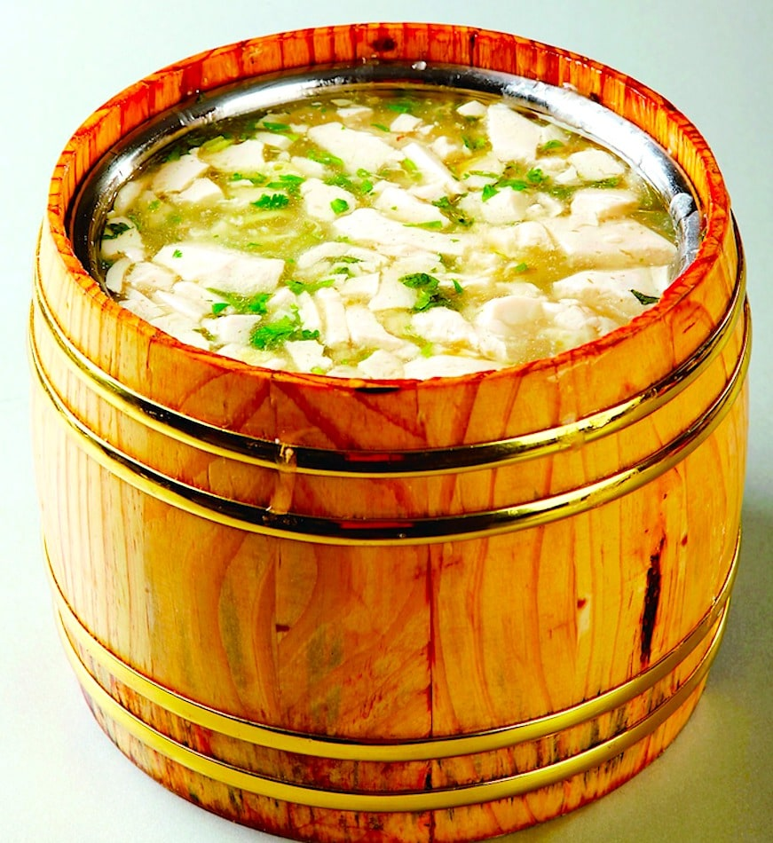The Hirshon Chinese Imperial Tofu - 平桥豆腐