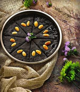 The Hirshon Palestinian Black Tahini Pie – فطيرة الطحينة السوداء