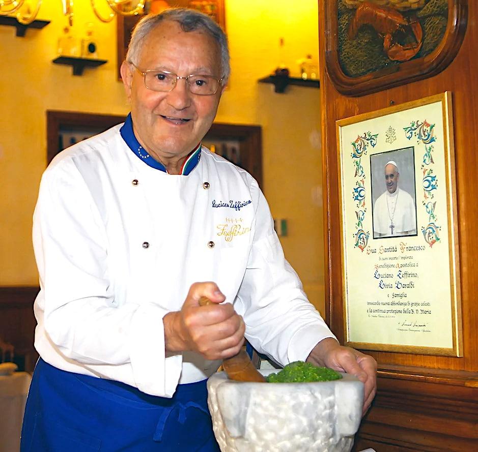 Chef Zeffirino