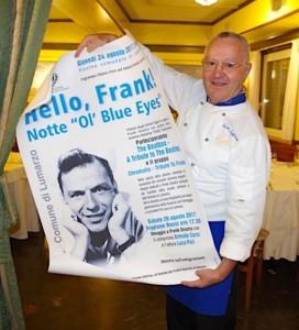 "Frank Sinatra's Favorite: ""Pesto With Silk Handkerchiefs"""