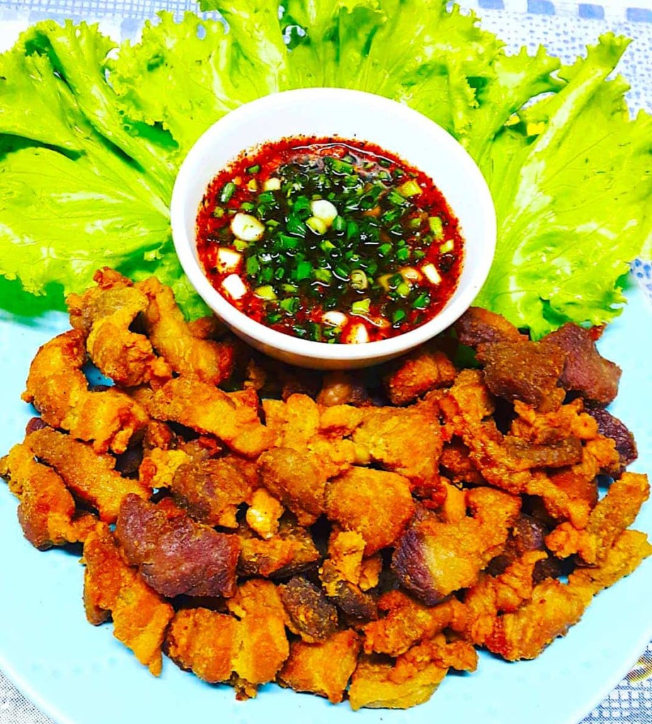 The Hirshon Thai Spicy Dipping Sauce For Grilled Meat - น้ำจิ้มแจ่ว